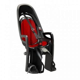 Детское кресло HAMAX CARESS ZENITH W/CARRIER ADAPTER серый/красный 553042