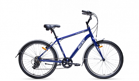 Велосипед Аист Cruiser 1.0 2016