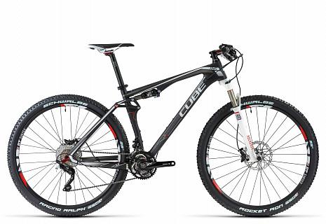 """Велосипед Cube AMS 100 Super HPC 29"""" RACE 2014"""