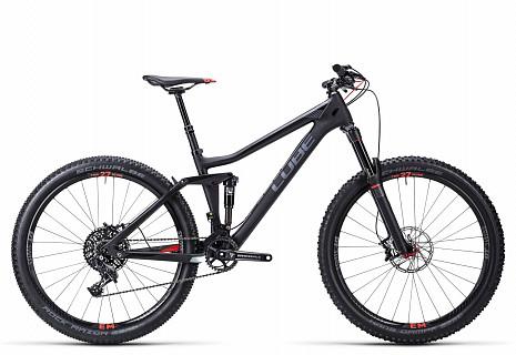 "Велосипед Cube Stereo 140 Super HPC TM 27.5"" 2015"