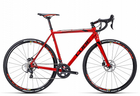 Велосипед Cube Cross Race Disc Pro 2015